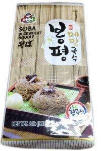 Buckwheat-noodles