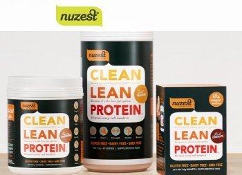 nuzest Clean Protein Powder
