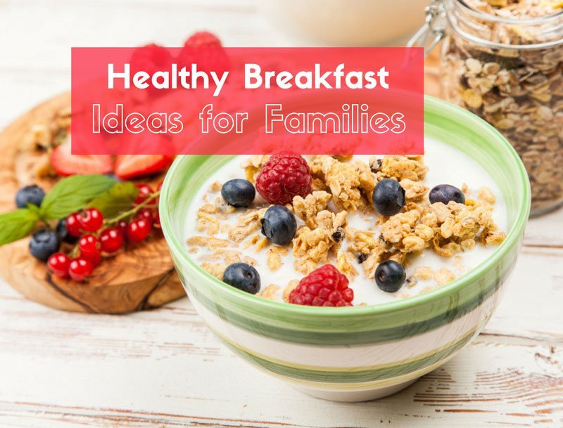 Good healthy breakfast ideas home decor for Healthy home designs