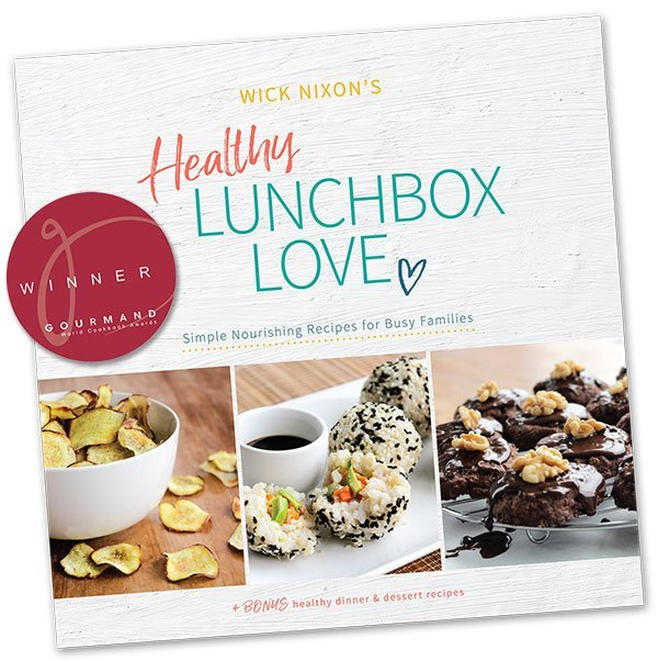 Healthy lunchbox love cookbook new zealand wicked wellbeing healthy lunchbox love cookbook forumfinder Image collections