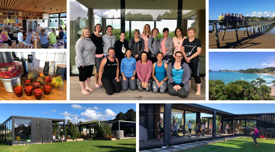 Whananaki Wellness Retreat
