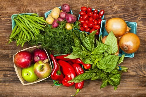 eat natural whole foods