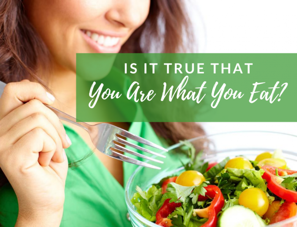 Is It True That You Are What You Eat?